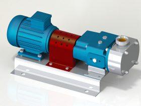 YLPY2 Motor Akupleli